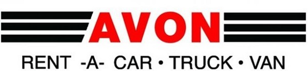 Avon Rent a Car Truck and Van
